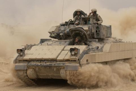 reliable castings for combat vehicles