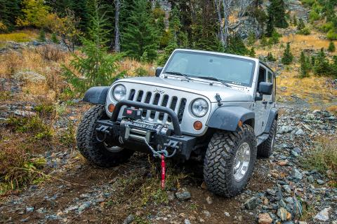 lightweight castings for off-road trucks & Jeeps