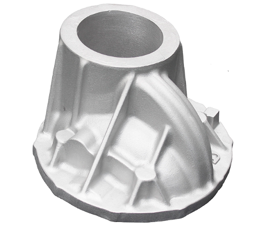 Casted aluminum A206 part by Eck Industries